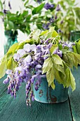 Bouquet of Wisteria