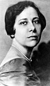 Frederika Vern Blankner, American poet and scholar