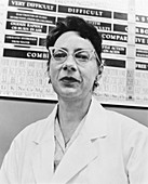 Wanda G. Bradshaw, American chemist