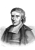 Jean Baptiste De La Salle, French priest