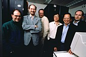 Deep Blue IBM development team