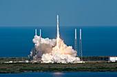 THAICOM 8 satellite launch