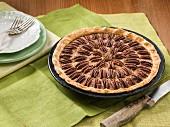 double pecan pie