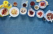 Five Ways with Porridge