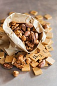 Spicy nuts for game night