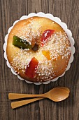 Brioche des Rois (King cake, France)