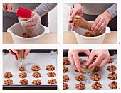How to make hazelnut biscuits