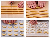 How to make classic vanilla horn biscuits