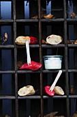 Beetroot dumplings (Bavaria, Germany)