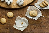 Haselnusscookies (Low Carb)