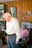 Alzheimer's couple