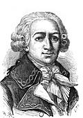 Louis-Antoine de Bougainville, French commander
