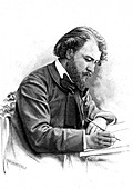 Gustave Charpentier, French composer
