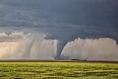 Tornado, Kansas, USA