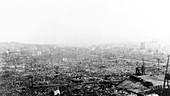 1923 Great Kanto earthquake, Japan