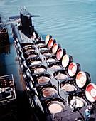 USS Sam Rayburn submarine