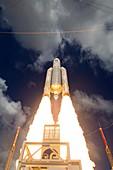 Galileo satellites launch, November 2016