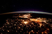 Europe from Space, Astronaut photograph