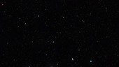 Night sky to galaxy LEDA 36252, image zoom