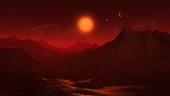 TRAPPIST-1f landscape