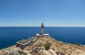Cape Tenaron lighthouse, Greece.