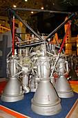 Chinese rocket engines.