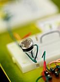 Light-dependent resistor