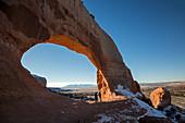 Wilson Arch, Utah, USA