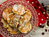 Cranberry and white Chocolate Welshcakes