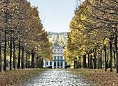 Wilhelmsthal Palace near Calden, Kassel, Germany
