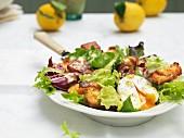 Salad Lyonaise
