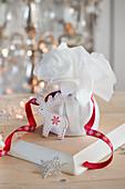 Christmas Pudding als Weihnachtsgeschenk