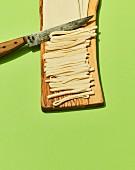 Handcut pasta