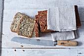 Chia-Leinsamen-Brot