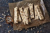 Amaranth bars