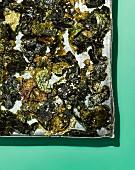 Gim garu - seaweed and sesame topping (Korea)