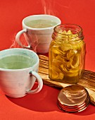 Gul saengang cha - Korean honey and ginger tea
