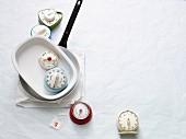 Symbolbild für schnelle Gerichte aus der Pfanne und aus dem Ofen