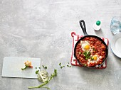 Shakshuka (a national dish in Israel)