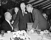 Frederick Seitz, US physicist, Detlev Wulf Bronk, Paul Weiss