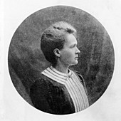 Marie Curie, Polish-French chemist