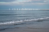 Offshore wind turbines, Teesside