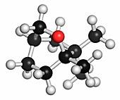 Eucalyptol eucalyptus oil molecule