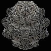 Mandelbulb fractal