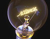 Light bulb science