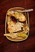Hähnchencurry mit Zimt (Malaysia)
