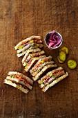 Browich Sandwiches