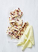 White Choc, Fruit and Nut Bar