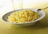 Spaghettini aglio e olio