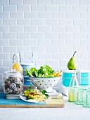 Ingredients for smart Lunchboxes